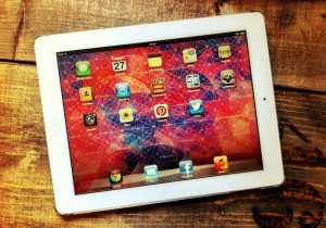 Graphic Wallpaper for iPad